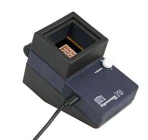 SAFE - SIGNOSCOPE - T3 Wasserzeichen Prüfgerät incl.USB Kabel und Netzstecker