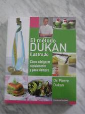 El Metodo Dukan Ilustrado.Como Adelgazar Rápidamente.Libro  Nuevo !!!!!!