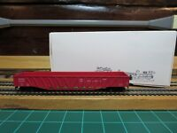 "AHM / Roco HO Scale 50' Vintage Outside Braced Gondola ""Milwaukee Road"""