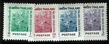 Thailand Sc# 377-380, Mint Lightly Hinged - Lot 010817