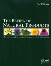 The Review of Natural Products: The Most Complete Source of Natural Product