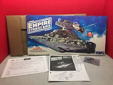 Star Wars Empire Strikes Back Star Destroyer Kit 8915 Box And Instructions Only