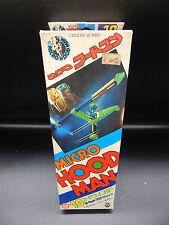 vintage Microman HOODMAN Kit Machine 10 vehicle Takara micronauts 1978 Japan MIB