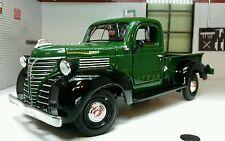 G LGB 1:24 Maßstab 1941 Plymouth Lkw Pickup-Truck Druckguss Modell Eisenbahn