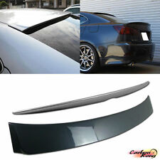 PAINTED FOR LEXUS IS250 IS350 4DR OE Rear Roof & Trunk Spoiler Wing 2012