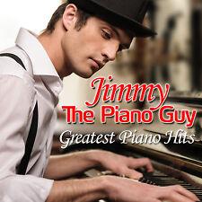 CD Jimmy The Piano Guy Più grande Hits incluse Morning Ha Broken e Bésame
