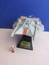 Flota de Star Wars Snowspeeder Inc piloto figura Micro Machines A79
