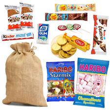 SACCO della BEFANA con DOLCI Cioccolato e Caramelle per calza della Befana -
