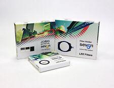 Lee Filters Seven5 Holder+Lee Urban Filter Set+Lee 72mm Adapter Ring.Brand New