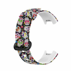 For Mi Watch Lite Redmi Replacement Watch Strap Breathable Print Band Wristband