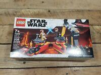 LEGO 75269 Duel on Mustafar Star Wars 208 pcs Brand New! ***FREE SHIPPING***