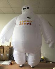 Parade Inflatable Baymax Costumes Big Hero Fantasic Cosplay Mascot Dress Outfits