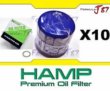 Hamp Synergy Genuine Small Ten Oil Filter Free Washer Performance Race Quality