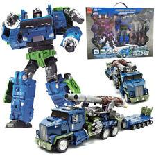 Transformer Combiner Wars G2 IDW Bruticus Machine Boy Mammoth Action Figures Toy