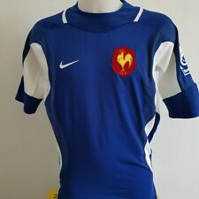 superbe  maillot de rugby FRANCE à 7   marque nike   taille xxl rugby sevens