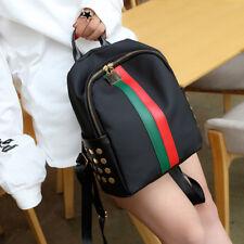 Women's Backpack Shoulder Bag Nylon Schoolbag Tote Handbag Satchel Rucksack