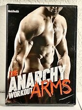 The Anarchy Workout Arms Men's Health Andy Speer (DVD NEW) Fitness Exercise