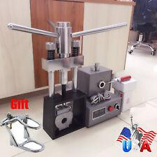400W Flexible Dental Denture Machine Dentistry Injection System Equipment USA