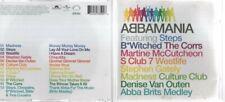 ABBAMANIA feat. STEPS, CORRS, S CLUB 7, WESTLIFE etc (CD)
