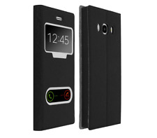 Etui Housse Coque Pochette Double Fenetre Samsung Galaxy Note 8