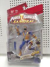 """Light Samurai Ranger Mega 4"""" Power Rangers Bandai New"""