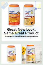 Equate Daily Fiber Orange Smooth Fiber Powder, 48.2 oz - FREE SHIPPING!