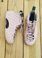 Women's Nike Air Foamposite 7 Particle Beige Aloe Verde AA3963 200