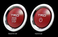 (NEW) JDM TOYOTA YARIS VITZ 130 TRD push start switch OEM