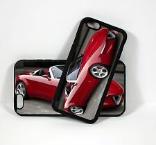 Hot Red Alpha Romeo Spider  - iPhone 6 or 6S+ custom phone case