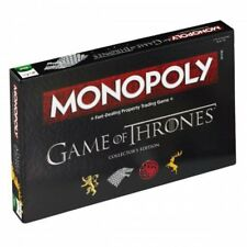 Game of Thrones Monopoly Game Collectors Edition Toys & Games Gift 2019 Gift