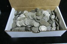 OVER 7 POUNDS OF BUFFALO NICKELS - ALL HAVE DATES - MAINLY 1930'S