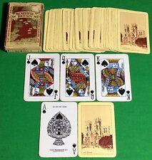 LNER LONDON & NORTH EASTERN RAILWAY Playing Cards Railroad Train - York Minster