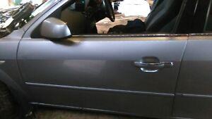 Ford Mondeo Mk3 00/07 Passenger Front Door Nsf Machine Silver Paint Code 72