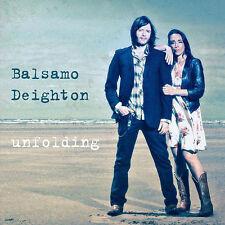 Balsamo Deighton - Unfolding (2015) - CD Digipak