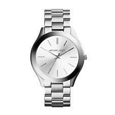 Relojes de pulsera Michael Kors Michael Kors Runway de acero inoxidable