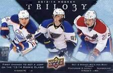 2013-14 Upper Deck Trilogy Hockey 8 Box Factory Sealed Hobby Case