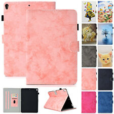 "For iPad 7th Generation 10.2"" Tablet Case Flip Leather Smart Stand Magnet Cover"