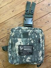 North American Rescue 2 kits Combat CCRK individual and Medic leg rig empty