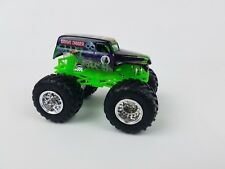 Hot Wheels Monster Jam Grave Digger Truck 1/64th scale