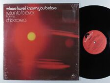 RETURN TO FOREVER Where Have I Known You Before POLYDOR LP VG+ SHRINK ~
