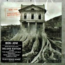 BON JOVI ~ This House Is Not For Sale   NEW ( Deluxe Edition ) CD + BONUS TRACKS