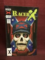 Racer X Vol. 2 #1 1989 Now Comics