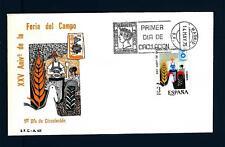 SPAIN - SPAGNA - 1975 - 25° anniversario della Fiera Agricola