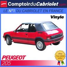 Capote Peugeot 205 cabriolet en Vinyle