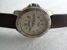 RARE TIMEX EXPEDITION INDIGLO DAY & DATE 12 HOURS DIAL GENTS QUARTZ WRISTWATCH