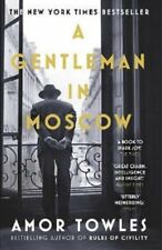 A Gentleman in Moscow (2018) - Book of the Year - send worldwide
