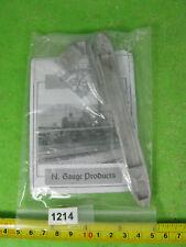 vintage knightwing n gauge canal boat metal kit model railway 1214