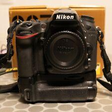 Nikon D7200 24,2 MP Cámara Digital SLR - Sólo cuerpo (55000 disparos)