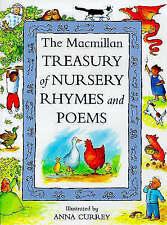 The Macmillan Treasury of Nursery Rhymes and Poems, , 033374165X, Very Good Book