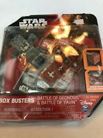 Star Wars Box Busters Battle of Geonosis & Battle of Yavin, 1 set, Disney, New